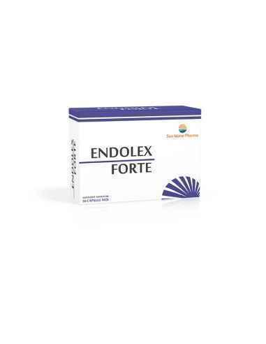 Endolex Forte 30 capsule Sun Wave Pharma, Endolex Forte 30 capsule Sun Wave Pharma Ajută la funcționarea normală a venelor, capi