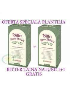 Bitter Taina Naturii 200 ml 1+1 GRATIS Parapharm