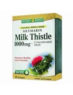 Silymarin Milk Thistle 1000mg 30 capsule Nature's Bounty