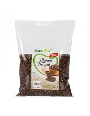 Quinoa Neagra 250 Sano Vita