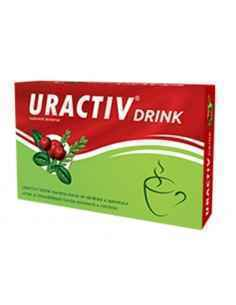 Uractiv Drink 8 plicuri + 2 plicuri GRATIS Fiterman Pharma