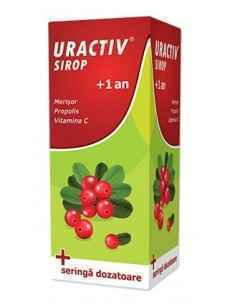 Uractiv Sirop 150 ml Fiterman Pharma