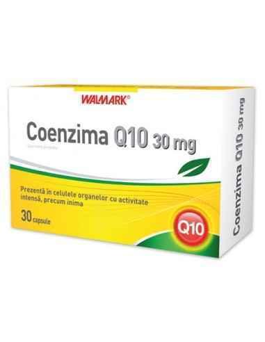 Coenzima Q10 30mg 30 capsule Walmark