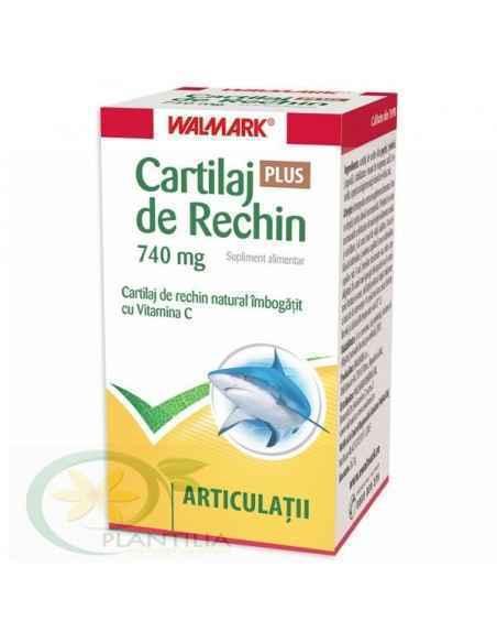 Cartilaj de rechin PLUS 740 mg 30 capsule Walmark