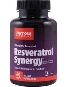 Resveratrol Synergy 200 mg 60 tablete Jarrow Formulas