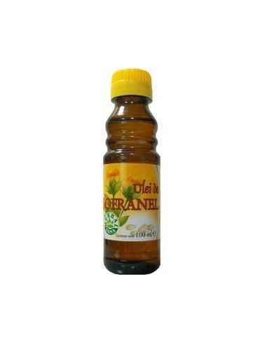 Ulei sofranel presat la rece 100 ml, Ulei sofranel presat la rece 100 ml Uleiul de şofrănel este o sursa bogata de acid linolei