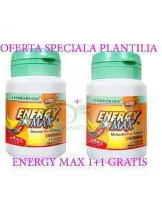 Energy Max 10 capsule 1+1 GRATUIT Cosmo Pharm
