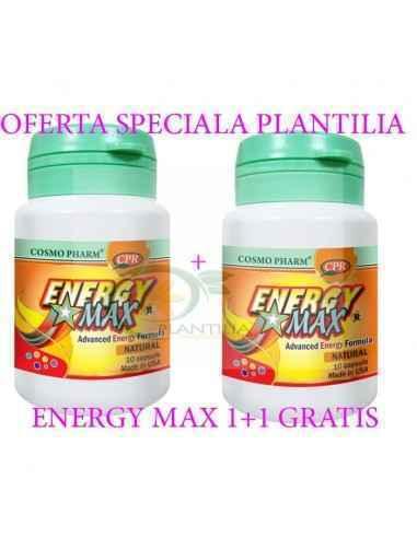 Energy Max 10 capsule Cosmo Pharm