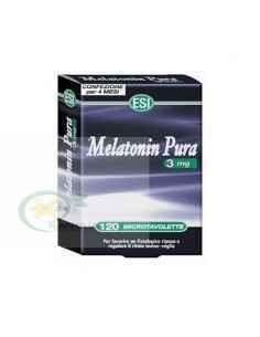 Melatonina Pura 3mg 120 comprimate Esitalia