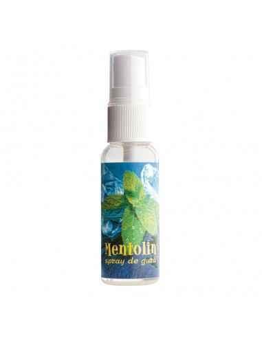 Mentolin spray gura 25ml Transvital,Mentolin spray gura 25ml TransvitalMod de prezentare: flacon de 25 mlAcțiune: Spray-ul d