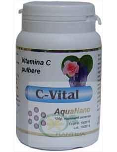 Vitamina C Naturala pulbere 100 g Aghoras