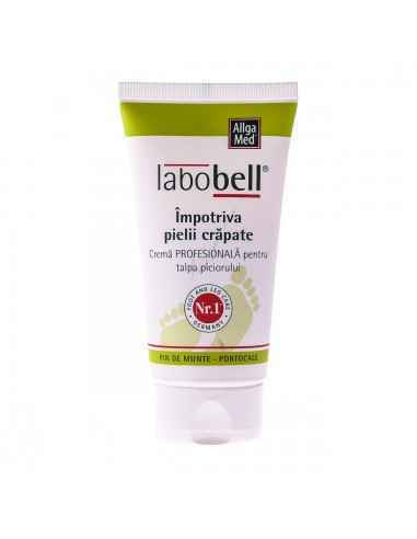 Labobell Crema impotriva pielii crapate 75 ml Pielea uscată poate fi deranjantă din cauza aspectului neplăcut, iar crăpăturile p