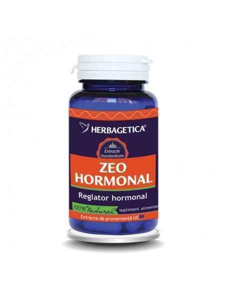 Zeo Hormonal 30 capsule Herbagetica