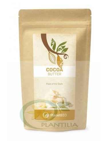 Unt de Cacao (Cocoa Butter) BIO 150g PlanetBio, Activ Pharma Star, Unt de Cacao (Cocoa Butter) BIO 150g PlanetBio, Activ Pharma