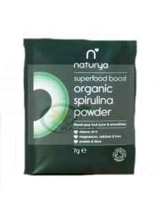 Spirulina Pulbere Organica (BIO) 200g Naturya