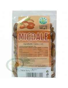 Migdale crude decojite 100 g Herbavit