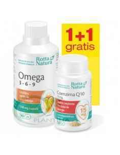 Omega 3-6-9 90 capsule Rotta Natura