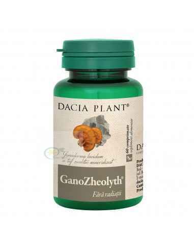 GanoZheolyth 60 comprimate Dacia Plant