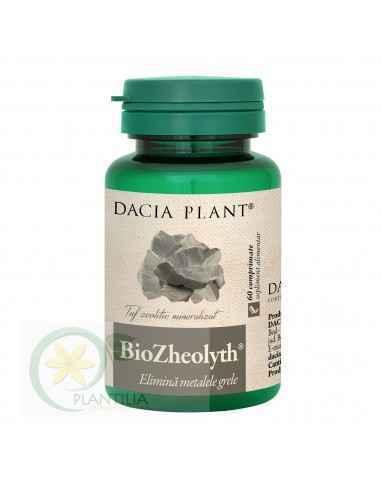 Biozheolyth 60 comprimate Dacia Plant, Biozheolyth 60 comprimate Dacia Plant Biozheolyth comprimate este un produs natural recom