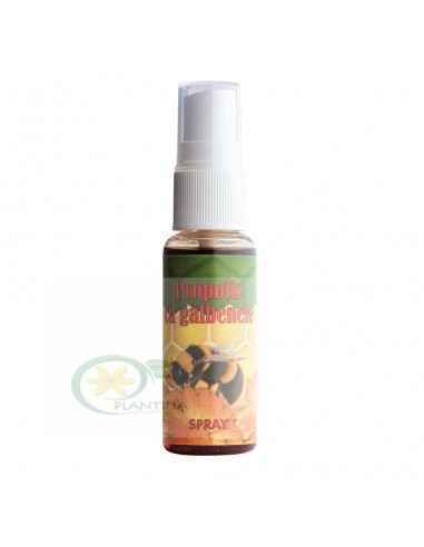 Spray Propolis cu Galbenele 30 ml Transvital, Quantum Produsul combină efectele tămăduitoare ale propolisului și ale extractului
