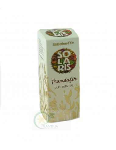 Ulei Esential Premium Selection D'or Trandafir 5ml Solaris