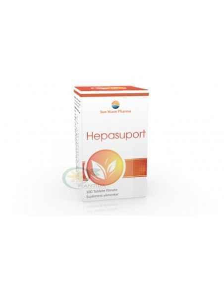 Hepasuport 100 comprimate Sun Wave Pharma
