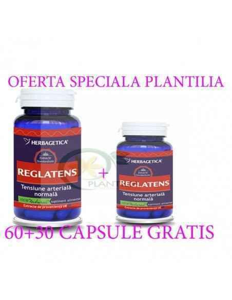 Reglatens 60 +60 capsule Herbagetica
