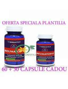 Reumatofit 60 + 30 capsule GRATIS Herbagetica