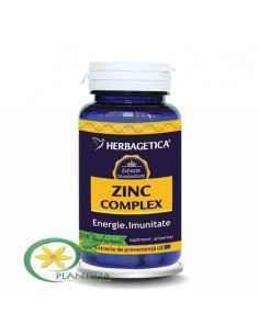 Zinc Complex 30 capsule Herbagetica