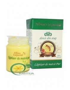Laptisor de matca pur 100 g Albina Carpatina