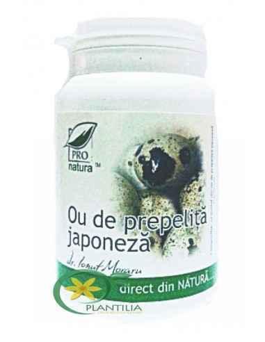 Spirulina Plus 200 capsule Pro Natura