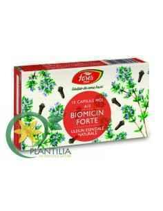 Biomicin Forte 15 cps Fares, Biomicin Forte A15 15 cps Fares Uleiurile esenţiale sunt cele care conferă parfumul caracteristic a