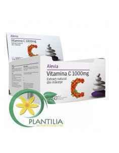 Vitamina C 1000mg 60dz ALEVIA