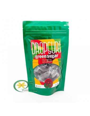 Dropsuri Green Sugar cu cafea 150 g Remedia Dropsuri Green Sugar cu cafea, fara zahar adaugat. Green Sugar este un indulcitor 10