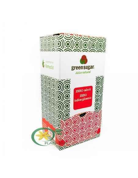 Indulcitor Natural Green Sugar 200 sticks Remedia