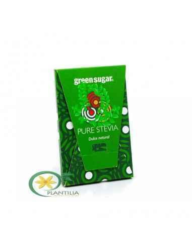 Green Sugar 2 plicuri Remedia, Green Sugar Pure Stevia 2 plicuri Remedia Potrivit pentru dieta vegana si vegetariana.Puterea de