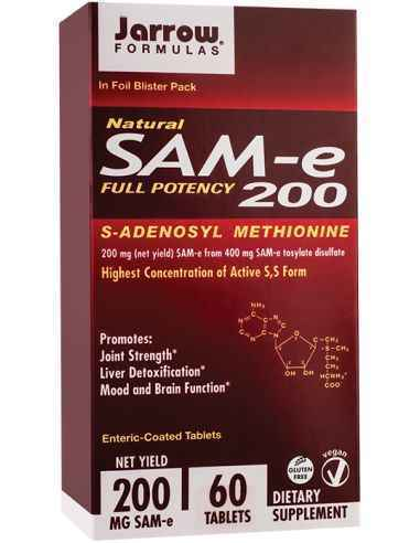 SAM-e 200mg 60 tablete