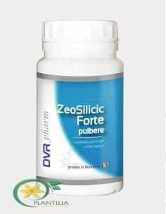 ZeoSilicic Forte pulbere 460gr DVR Pharm