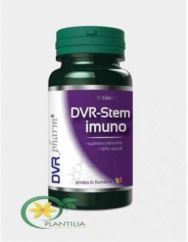DVR-Stem Imuno 60 capsule DVR Pharm Conține câteva dintre cele mai puternice stimulente ale capacității de apărare a organismulu