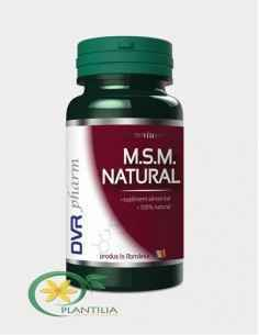 MSM Natural 90 capsule DVR Pharm