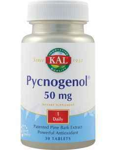 Pycnogenol 50mg 30 tablete Secom, Pycnogenol 50mg 30 tablete SecomPycnogenol, ingredient renumit ce ajuta la mentinerea sanatati