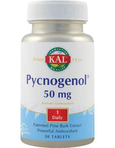 Pycnogenol 50mg 30 tablete Secom, Pycnogenol 50mg 30 tablete SecomPycnogenol, ingredient renumit ce ajuta la mentinerea sanatati