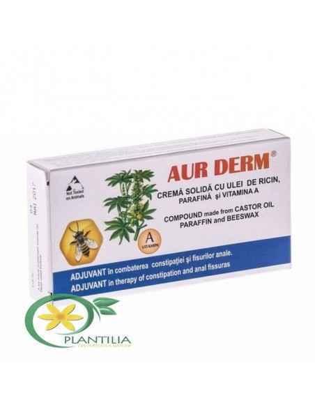 Aur Derm ricin supozitoare Elzin Plant