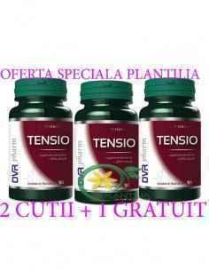 Tensio 20 capsule 2 CUTII + 1 GRATUIT DVR Pharm