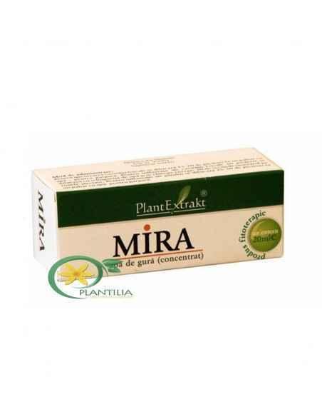 Apa de gura Mira Plantextrakt 20ml