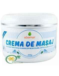 Crema de masaj impotriva durerilor 1000 g Abemar