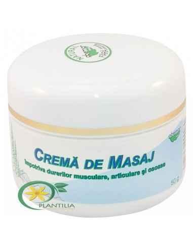 Crema de masaj impotriva durerilor 50 g Abemar, Crema de masaj impotriva durerilor 50 g Abemar Testata si utilizata in cabinete