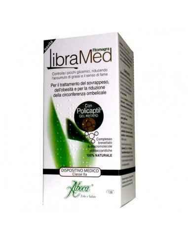 Fitomagra Libra Med 138comprimate, Fitomagra Libra Med 138comprimate Controlează vârfurile glicemice reducând acumularea de grăs