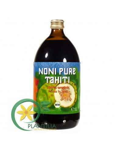 Noni de Tahiti Bio 1000 ml Longevita, Suc de Noni de Tahiti Bio 1000 ml Longevita Este obtinut din fructe de Noni atent selectio