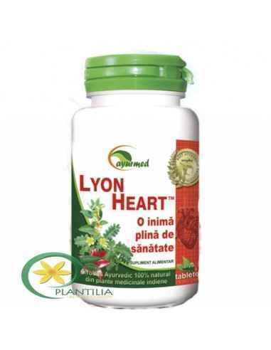 Lyon Heart 50 tablete Ayurmed